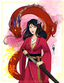 [FA] With Honor | Mulan
