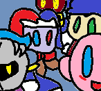 Kirby Group Picture Icon by DimentedDestiny36O
