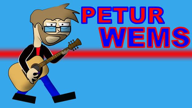 peturwems guitar logo