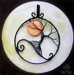 (The Nightmare Before Christmas) Themed Tree*SOLD*