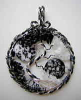Yin And Yang (Version Three) *SOLD* by RachaelsWireGarden