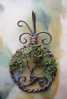 Moss by RachaelsWireGarden