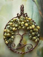 She Sells Tree Shells... by RachaelsWireGarden