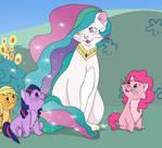 aristoponies princess Celestia