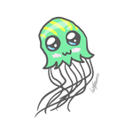 Jelly Fish adopt -OPEN-