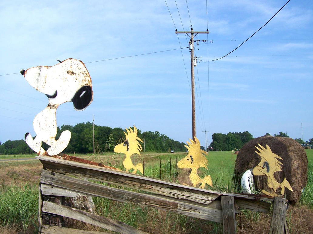 Snoopy, Woodstock and Co. by YukiMizuno