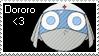 Stamp: Sgt. Frog - Dororo by YukiMizuno