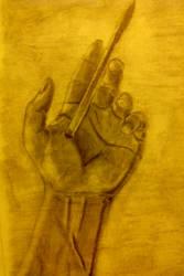 Estudio de manos by yamR1992