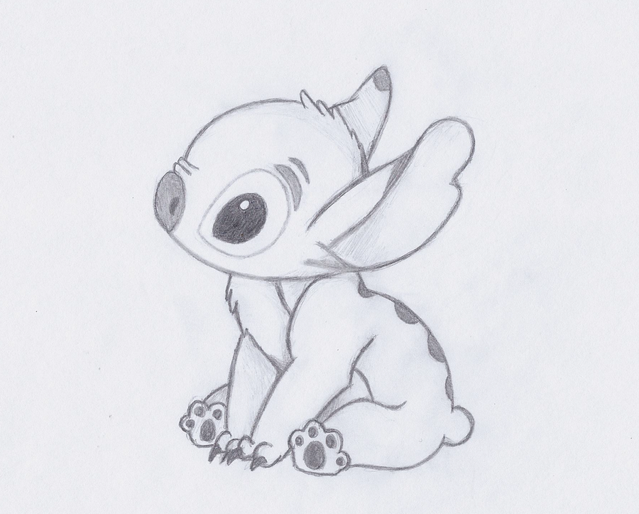 Drawings Of Stitch Ohana Images amp Pictures Becuo