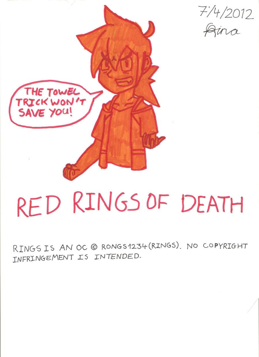 Red Rings Xbox  Repair