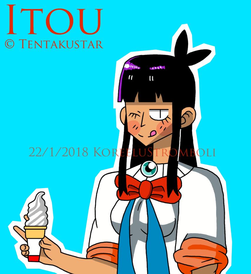 Itou by KoreeluStromboli