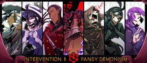 [NS - E1] Intervention 1: PANSY DEMONIUM
