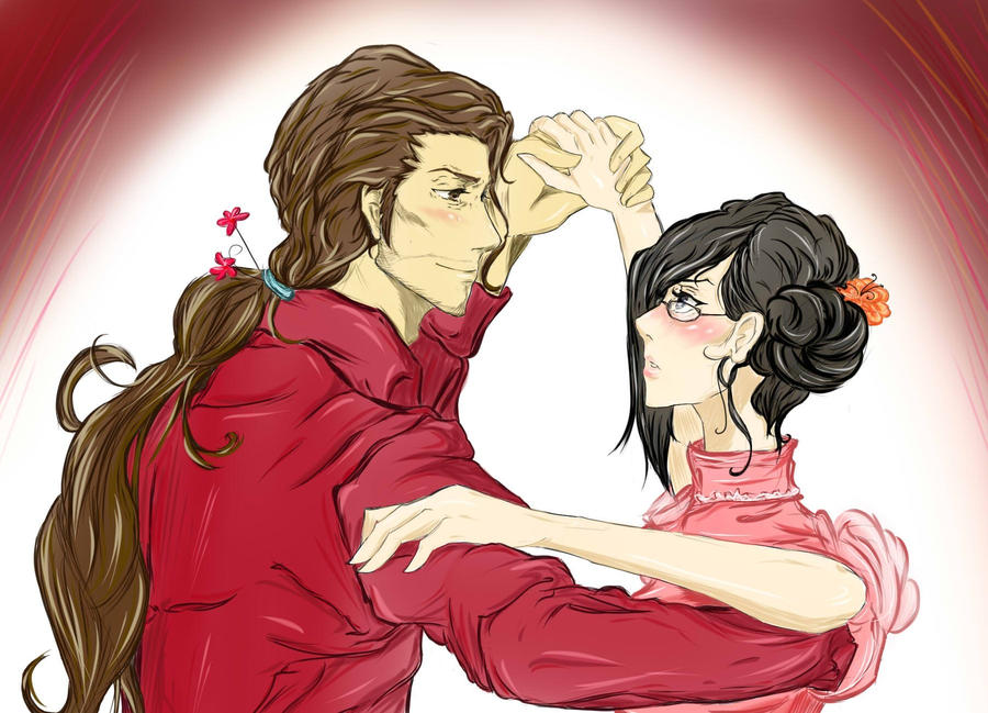 Shall we dance, Nanao-chan? by wonderparade