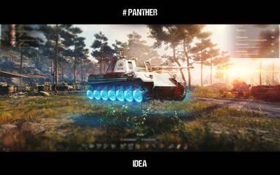 #panther by dimadiz
