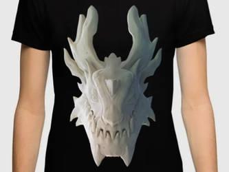 DRAGON T-shirt by dimadiz