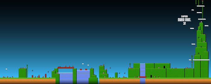 Super Mario 2 Dual