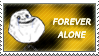 Forever Alone by andreiVV