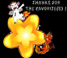 Thanks for the fav' ! by ZigiaInfinite