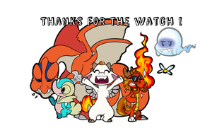 Thanks for the watch ! by ZigiaInfinite