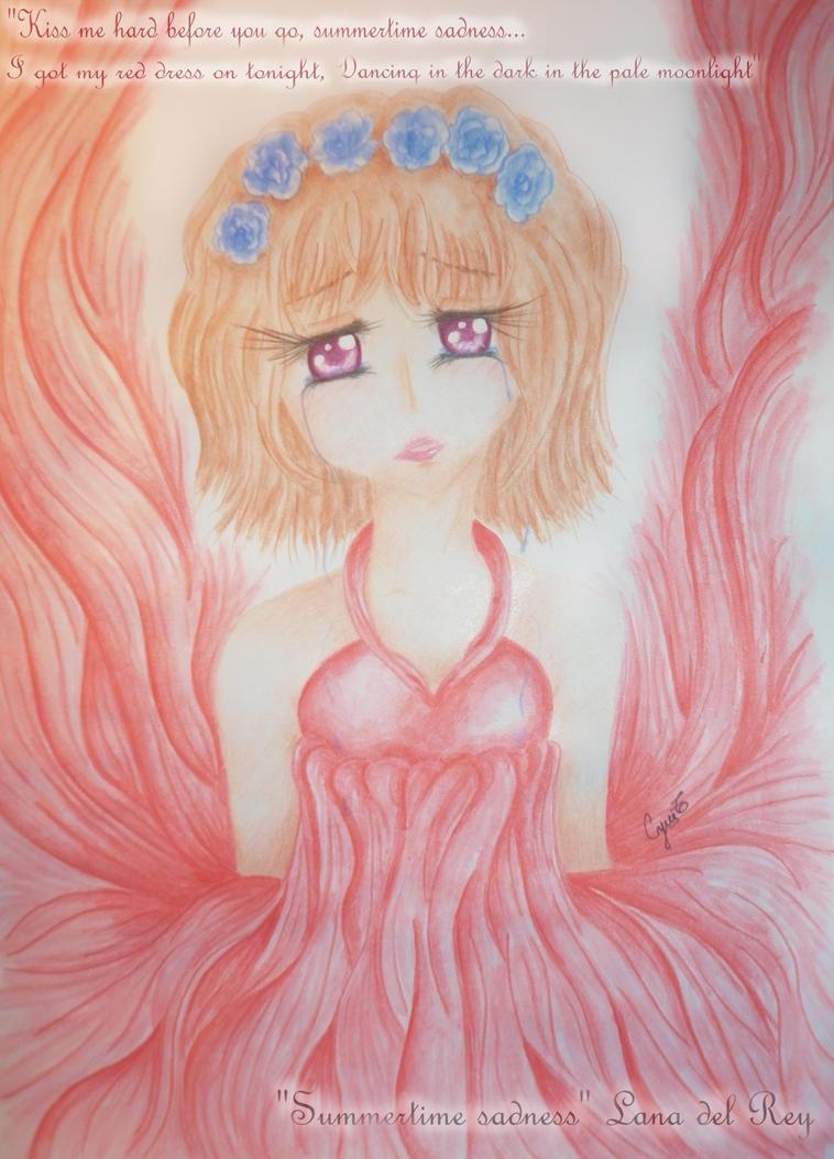 Summertime Sadness by YueTsukishiro