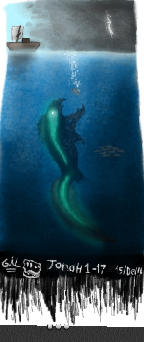 Monster of the deeps by gilberto2168