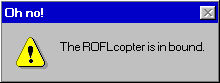 Win95 Error Message by Me