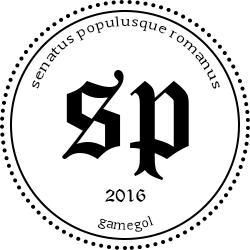 EXPONDO TRABALHOS :: TÓPICO OFICIAL - Página 9 Shield_senatus_populus_team_on_gamegol_by_senatuspopulus-dajeixh