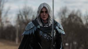 Ciri Eltariel (Witcher 3 Wild Hunt).