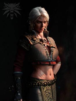 Ciri (The Witcher 3 Wild Hunt)