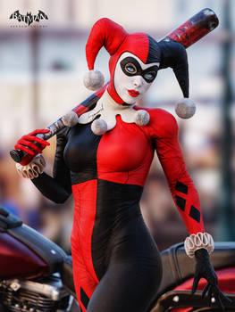 Harley Quinn (Batman Arkham Knight).