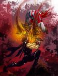 Kratos VS Ryu