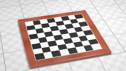 Ultimate Chess Table Wip by MirceaPrunaru