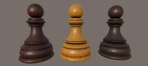 UltimateChess  Pown Unity3D Render by MirceaPrunaru