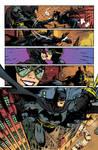 Color comic page - batman
