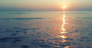 Corsican Sunrise.