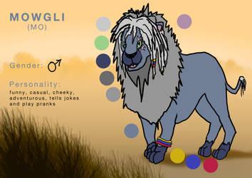 Mowgli by mc-comic