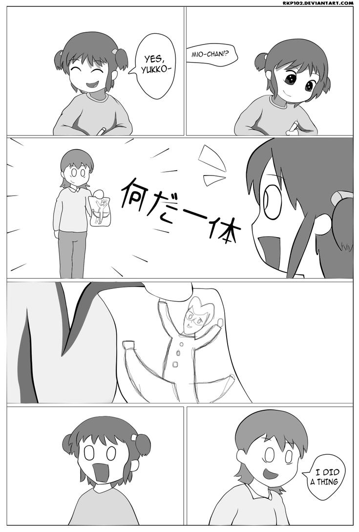 Yukko tries a Thing by rkp102
