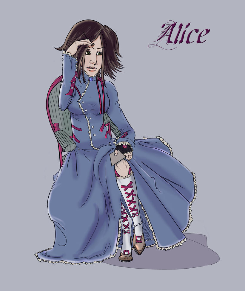 Lady Gralynn by reauxkringgirl