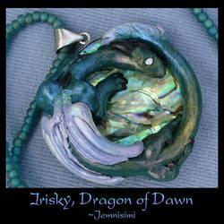 Irisky - Dragon Neck. resubmit by jemnisimi