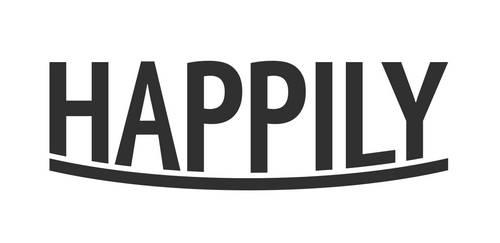 Happily Ltd Logo by danhough