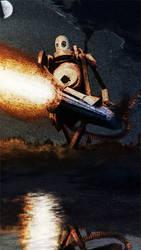 Iron Giant 2 by Obilex