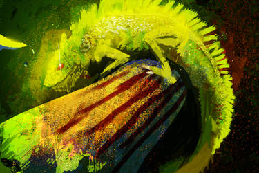 iguana By Obilex by Obilex