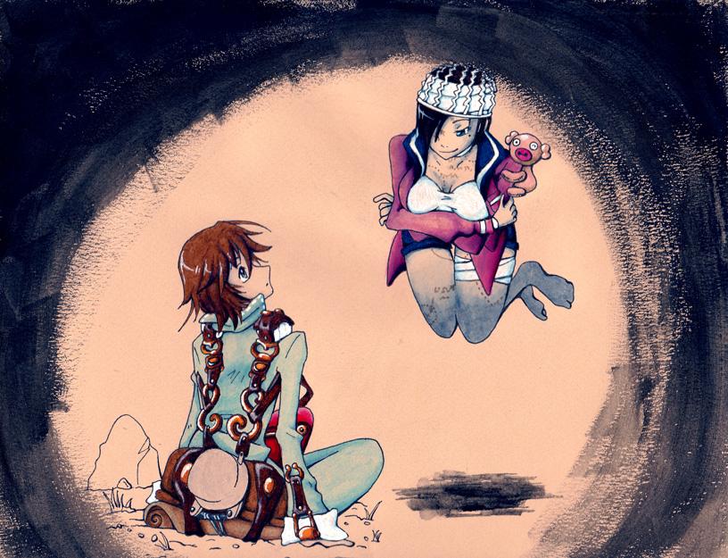Fragile Dreams by MagicKitsune
