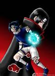 The Uchiha Brothers by MagicKitsune