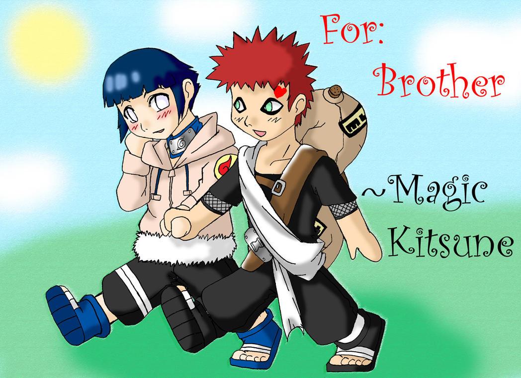 Gaara Brother S