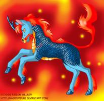 Kirin: HOT by MagicKitsune