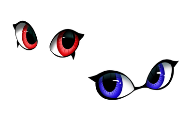 Eyes Of Some Future Draws? by MonserratCrazy5