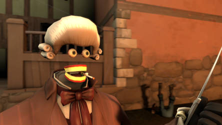 Ubisoft Spy by WarmHandSanitizer