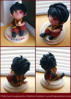 AVATAR ATLA Chibi Zuko Sculpt