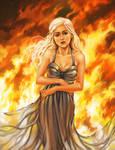 Daenerys Mother of Fire